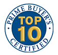 prime buyers certified logo